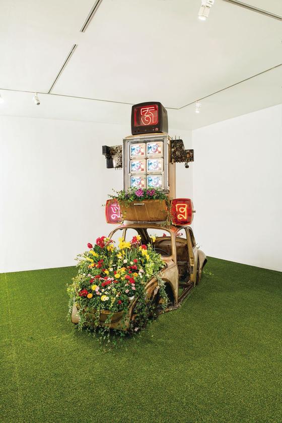 Nam June Paik's (1932-2006)