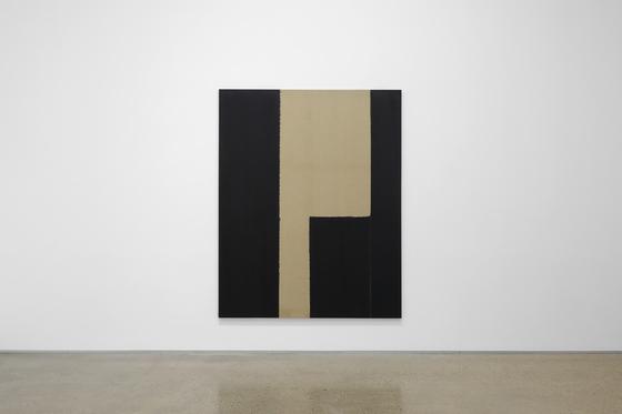 "PKM Gallery's exhibition 'Yun Kyong-keun 1989-1999"""