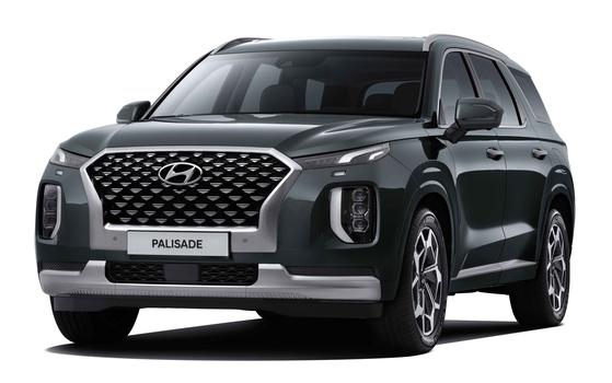 The Palisade large-size SUV [HYUNDAI MOTOR]