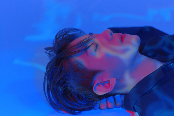 "Baekhyun of boy band Exo will release his second solo EP on May 25, titled ""Delight."" [SM ENTERTAINMENT]"