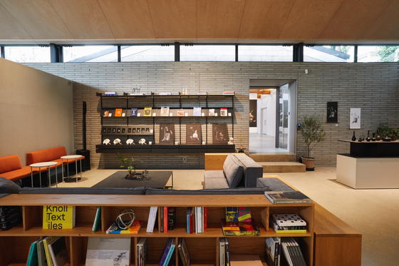 Cociety, located in Seongsu-dong, eastern Seoul, is a space designed for creators. [COCIETY]