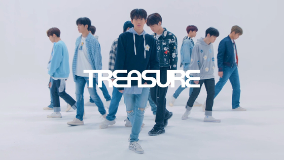 YG Entertainment's 12-member boy band Treasure will debut in July. [YG ENTERTAINMENT]