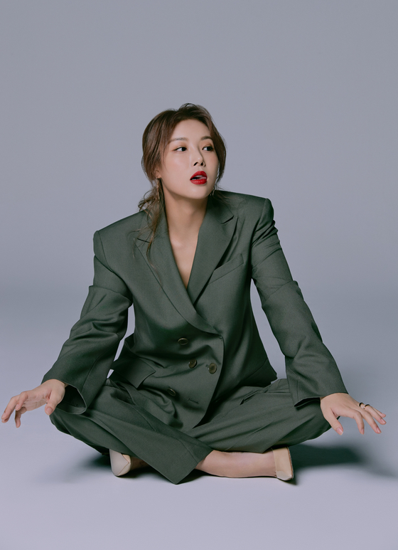 Yubin, former Wonder Girls member, is now the CEO of an entertainment company. [rrr Entertainment]