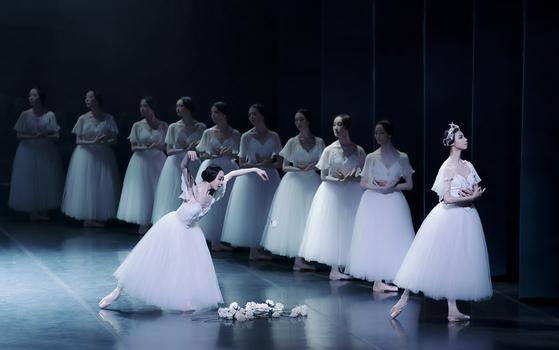 """Korean National Ballet's """"Giselle"""" will be staged on June 10 for four days. [Korean National Ballet]"""