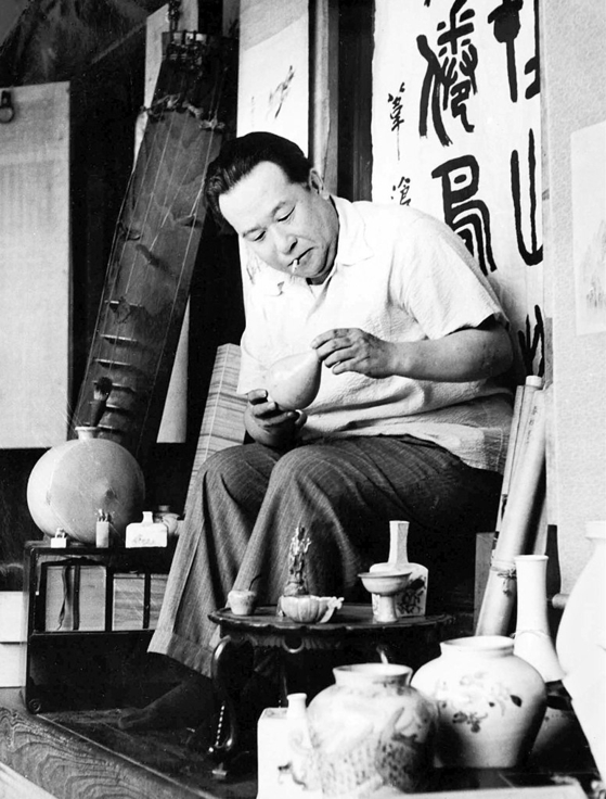 Jeon Hyeong-pil, founder of Kansong Art and Culture Foundation. [KANSONG ART AND CULTURE FOUNDATION]