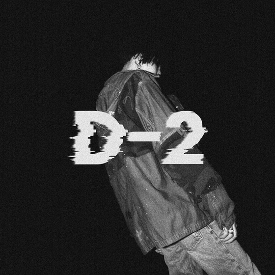 """Cover photo for BTS Suga's latest EP """"D-2"""" released on Friday. [BIG HIT ENTERTAINMENT]"""