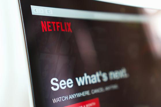 Close up of the Netflix app, an international video streaming platform, on the Laptop screen.[SHUTTERSTOCK]