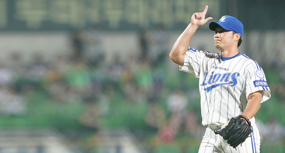 After years of playing abroad, Oh Seung-hwan is expected to make his return to the KBO next week. [ILGAN SPORTS]