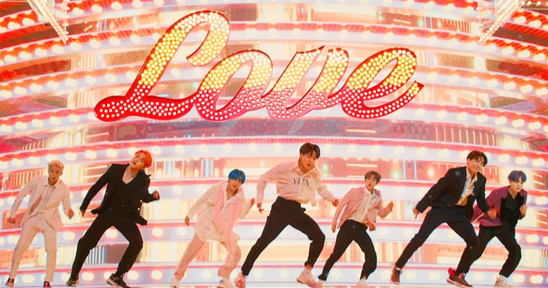 "BTS's ""Boy With Luv"" (2019) surpassed 800 million views on YouTube on Thursday morning. [BIG HIT ENTERTAINMENT]"