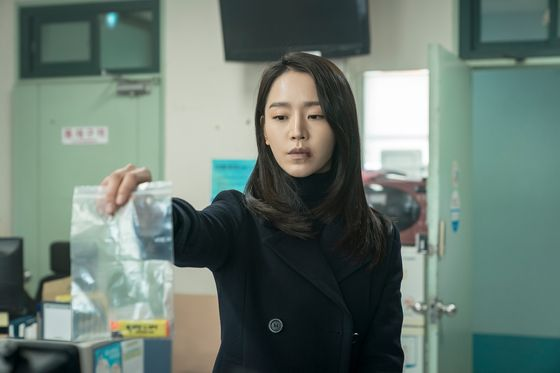 Actor Shin Hye-sun feature as an elite lawyer who is tasked with proving her mother's innocence in a pesticide poisoning case. [KIDARI ENTERTAINMENT]