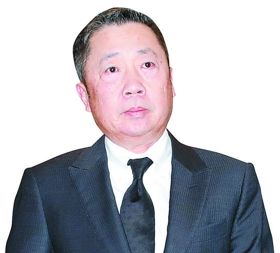 Doosan Group Chairman Park Jeong-won. [YONHAP]