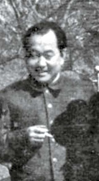 First secretary Ho Ga-i, who allegedly committed suicide [FROM THE COLLECTION OF THE HUNGARIAN EMBASSY]