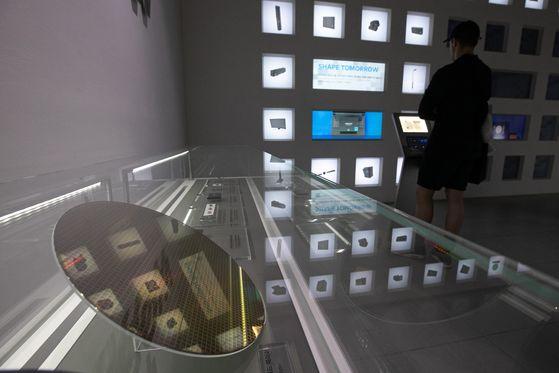 Samsung Electronics' Samsung D'light museum in Seocho District, eastern Seoul. [NEWS1]