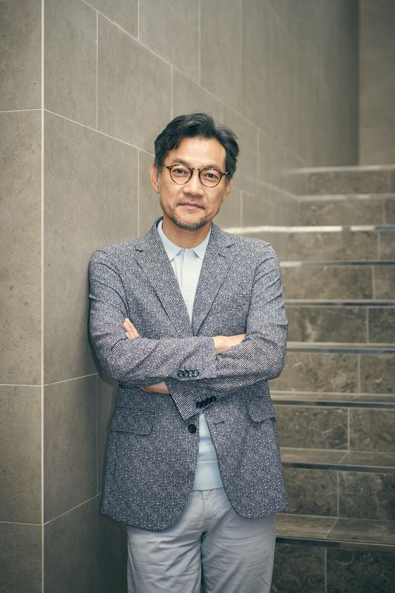 Director Jung Jin-young [ACEMAKER MOVIEWORKS]