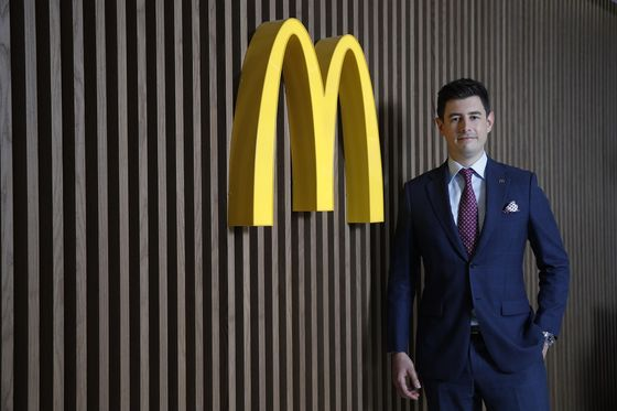 McDonald's Korea Managing Director Antoni Martinez. [MCDONALD'S KOREA]