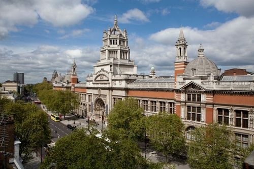 The Victoria and Albert Museum in London is seen in this photo provided by the Korean Cultural Centre in London on June 16, 2020. [YONHAP]
