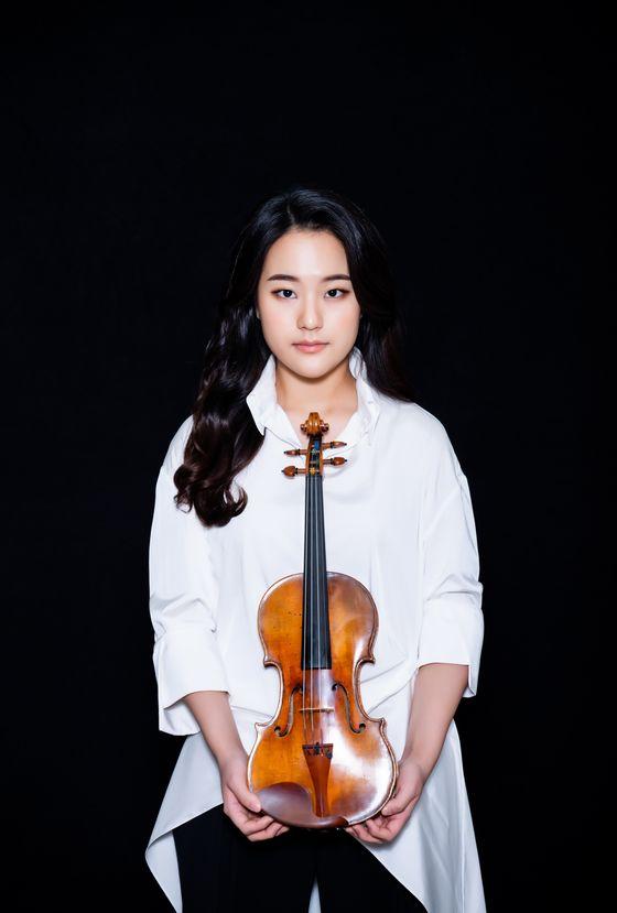 Violinist Lim Ji-young   [MUSIC & ART COMPANY]