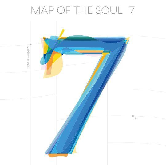"BTS's fourth full-length album ""Map of the Soul: 7"" (2020) [BIG HIT ENTERTAINMENT]"