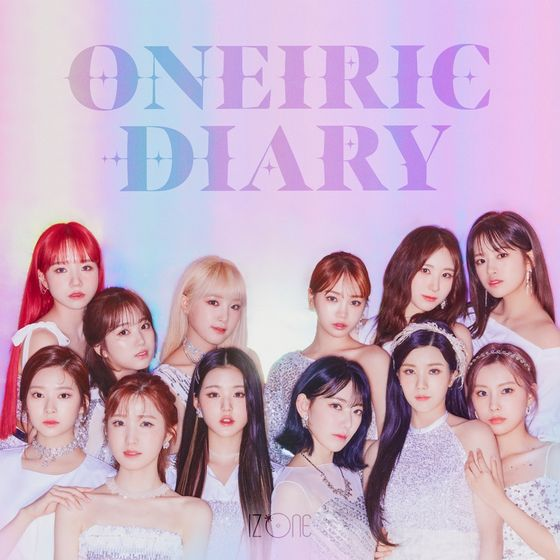 "IZ*ONE's third EP ""Oneiric Diary"" [OFF THE RECORD]"