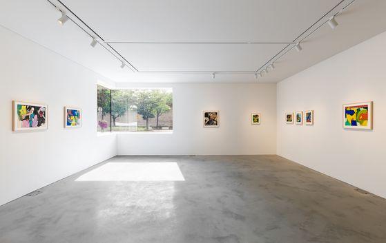 Choi Wook-kyung solo exhibition at Kukje Gallery [KUKJE GALLERY]
