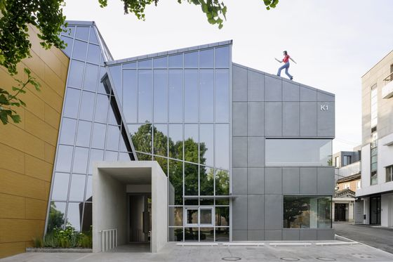 Kukje Gallery's K1 exhibition hall is open after two years of renovations. [KUKJE GALLERY]