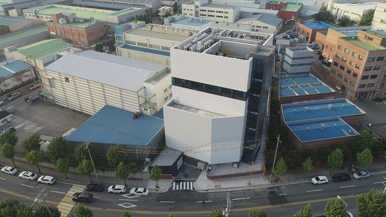 Merck's new research center in Pyeongtaek, Gyeonggi. [MERCK]
