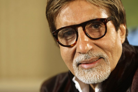 Bollywood legend Amitabh Bachchan has tested positive for Covid-19 and is hospitalized in Mumbai, India. [AP/YONHAP]