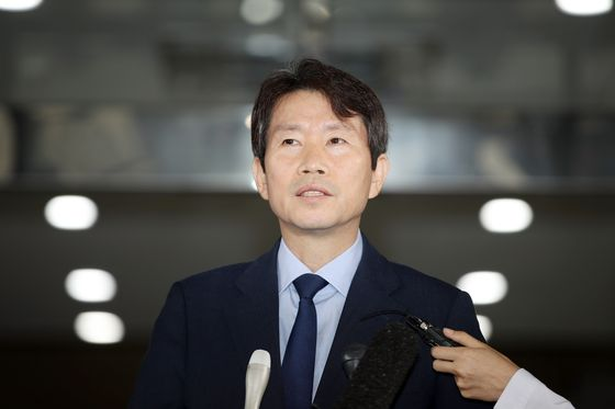 Lee In-young, Minister of Unification nominee [YONHAP]