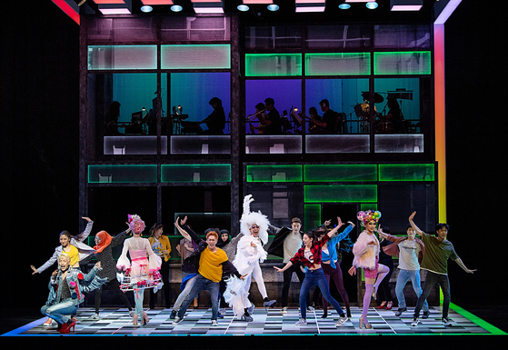 "Award-winning musical 'Everybody's Talking about Jamie"" is premiering on home soil with the title of 'Jamie."" The musical touches upon growing pains of teenage boy Jamie. [SHOW NOTE]"