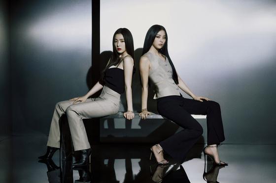 Irene and Seulgi of Red Velvet [SM ENTERTAINMENT]