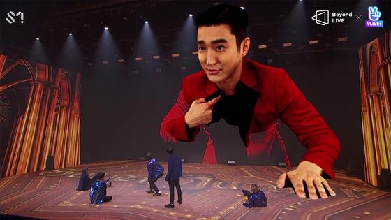 """Super Junior's """"Beyond LIVE"""" concert [SM ENTERTAINMENT]"""