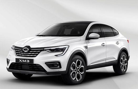 Renault Samsung Motors' XM3