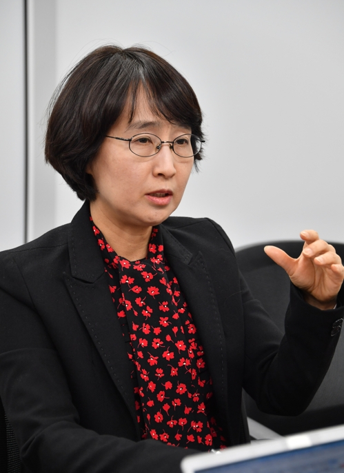 Lim Soon-young, gender equality special advisor of the Seoul Metropolitan Government. [YONHAP]