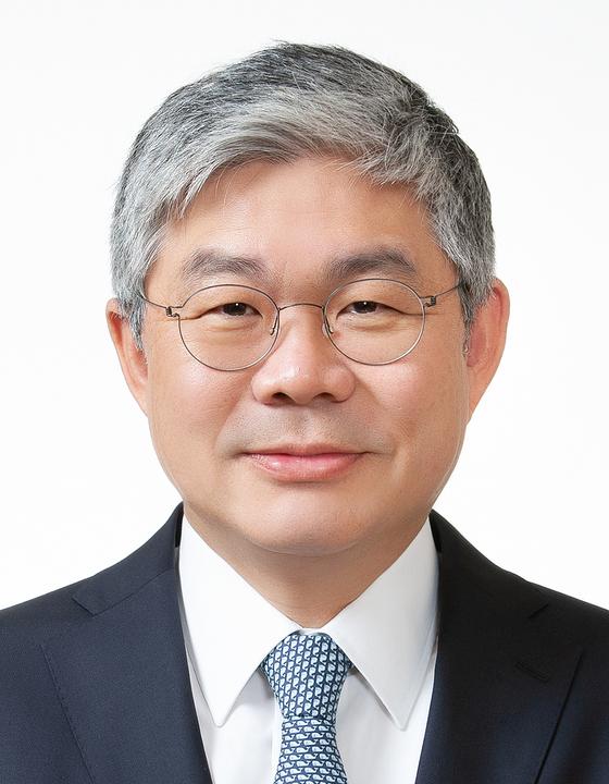 SK E&C CEO Ahn Jae-hyun. [SK E&C]