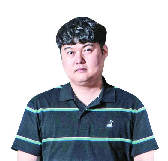 Author Kim Bong-gon [KIM SEONG-RYONG]