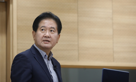 Former vice minister of defense Suh Choo-suk, seen on June 16, was named deputy head of the National Security Office of the Blue House on Friday. [YONHAP]