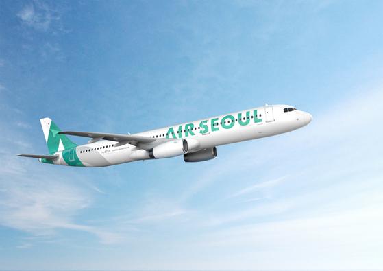 Air Seoul aircraft. [AIR SEOUL]