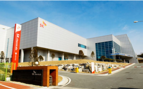 L-House, a vaccine production factory owned by SK Bioscience in Andong, North Gyeongsang. [JOONGANG ILBO]