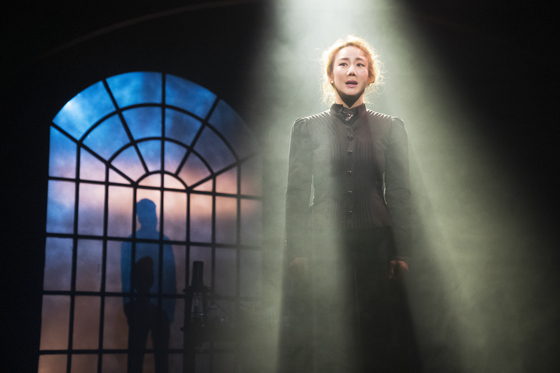 """Musical actor Kim So-hyang will be playing Marie Curie in the Korean production of """"Marie Curie,"""" which kicks off on July 30 at the Hongik Daehangno Art Center in central Seoul. [LIVE]"""