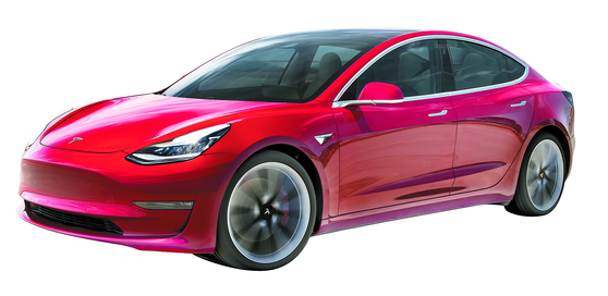 Tesla's Model3. [TESLA KOREA]