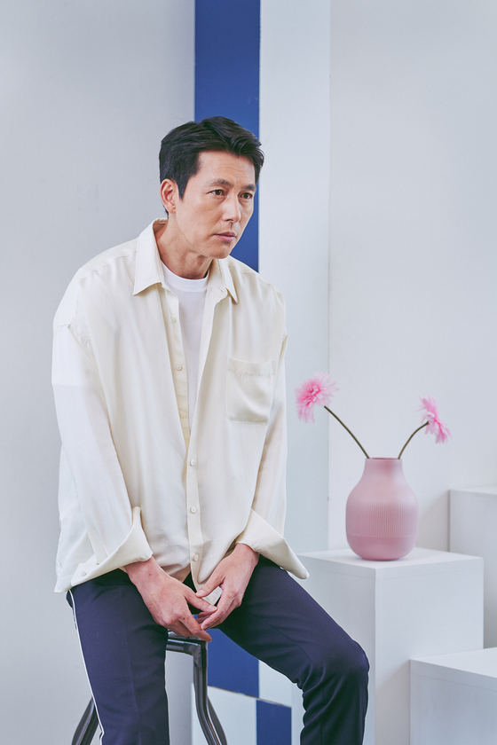 Actor Jung Woo-sung [LOTTE ENTERTAINMENT]