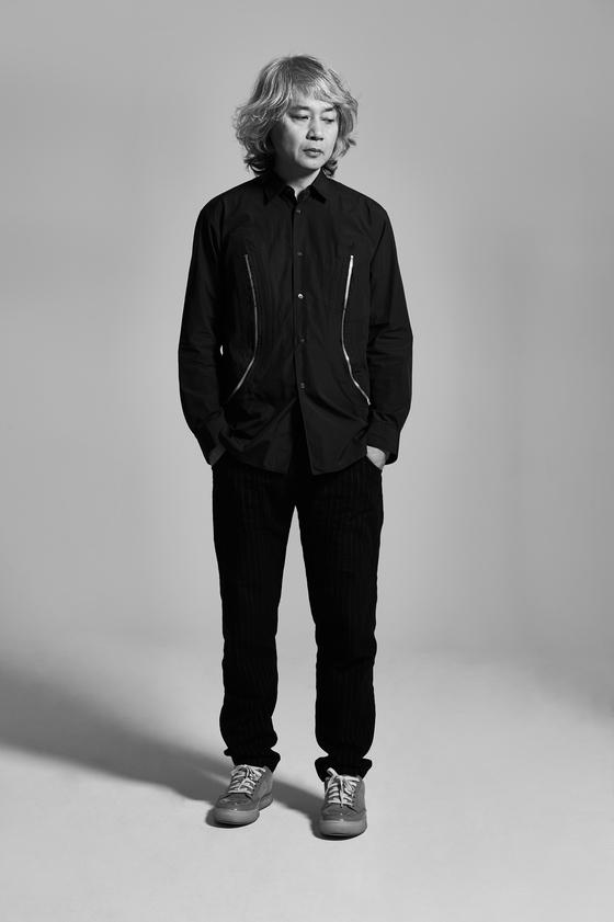 Musician Jang Young-gyu [WOO SANG HEE STUDIO]