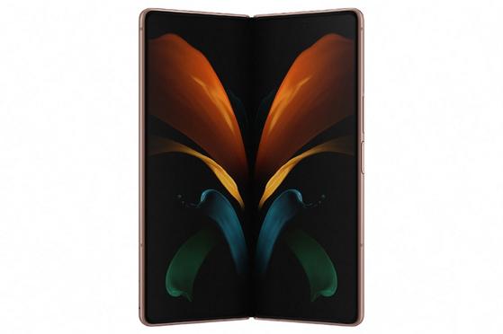 Samsung Electronics' Galaxy Z Fold 2. [SAMSUNG ELECTRONICS]