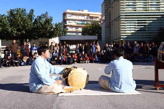 "Last year's 'Corée d'Ici"" held in Montpellier, France. [LEE EUN-JU]"