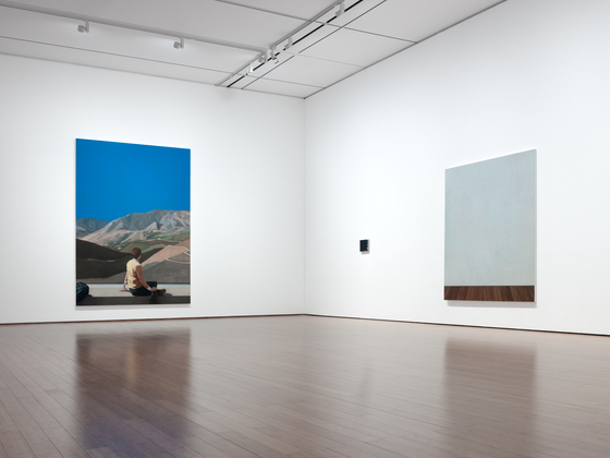 "Installation view of Tim Eitel's solo exhibition ""Tim Eitel_Untitled(2001-2020)"" [DAEGU ART MUSEUM]"