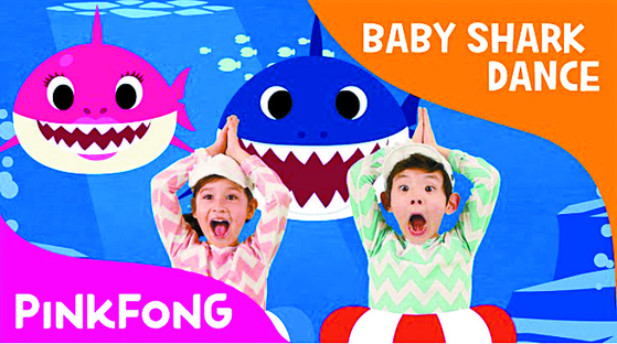 Baby Shark by SmartStudy is scheduled to be aired on Discovery Channel this week. [SCREEN CAPTURE]