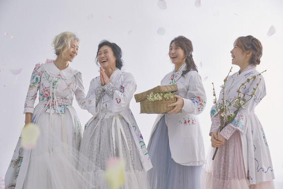 """A teaser image for 'Hwajeonga: Song of Spring Blossoms."""" [NATIONAL THEATER COMPANY OF KOREA]"""