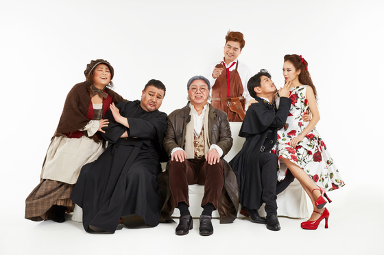"""Seoul Metropolitan Opera presents Italian composer Gioachino Rossini's masterpiece """"The Barber of Seville"""" at Sejong Center for the Performing Arts. [SEJONG CENTER FOR THE PERFORMING ARTS]"""