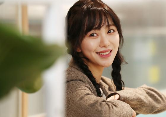 Kwon Min-ah [YONHAP]