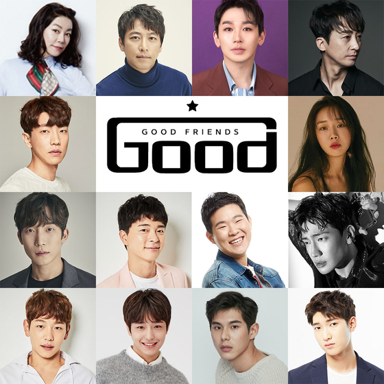 PLK Entertainment and Nice Person Company signed a partnership to work together under their new agency, PLK Good Friends. [PLK GOOD FRIENDS]